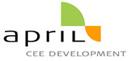 April Biztosító - logó