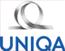 UNIQA Biztosító - logó