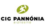 CIG Pannónia Biztosító - logó